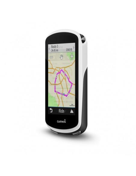 """Garmin Edge 1030 8.89 cm (3.5"""") Langaton polkupyörätietokone Musta, Valkoinen Garmin 010-01758-10 - 1"""