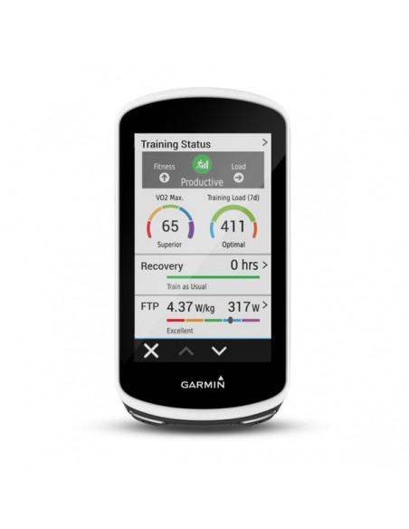 """Garmin Edge 1030 8.89 cm (3.5"""") Langaton polkupyörätietokone Musta, Valkoinen Garmin 010-01758-10 - 6"""