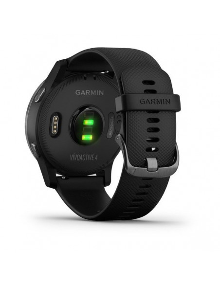 "Garmin vívoactive 4 3.3 cm (1.3"") Black GPS (satellite) Garmin 010-02174-12 - 7"