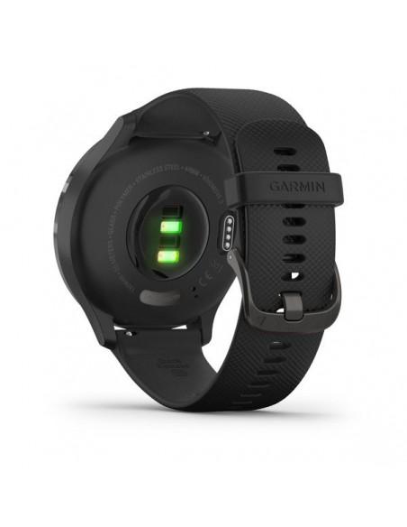 Garmin vívomove 3 44 mm OLED Musta GPS (satelliitti) Garmin 010-02239-01 - 5