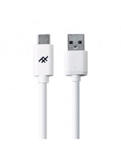 ZAGG 409903209 USB-kaapeli 1 m USB 2.0 C A Valkoinen Zagg 409903209 - 1