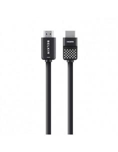 Belkin 1.8m HDMI - HDMI-kaapeli 1.8 m HDMI-tyyppi A (vakio) Musta Belkin AV10090BT06 - 1