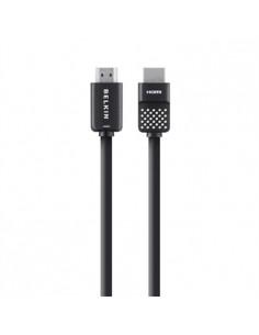 Belkin 3.6m HDMI - HDMI-kabel 3.6 m Typ A (standard) Svart Belkin AV10090BT12 - 1