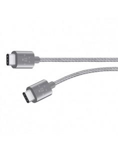 Belkin F2CU041BT06-GRY USB-kaapeli 1.8 m USB 2.0 C Harmaa Belkin F2CU041BT06-GRY - 1