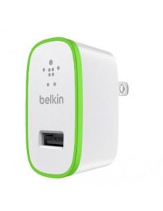 Belkin F8J040VFWHT mobiililaitteen laturi Valkoinen Sisätila Belkin F8J040VFWHT - 1