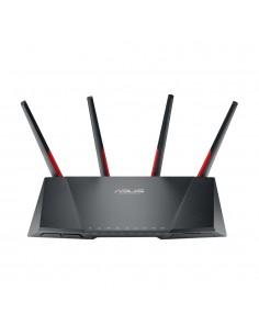 ASUS DSL-AC68VG langaton reititin Gigabitti Ethernet Kaksitaajuus (2,4 GHz/5 GHz) Musta Asus 90IG04L0-BM3G10 - 1