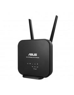 ASUS 4G-N12 B1 trådlös router Snabb Ethernet Singel-band (2,4 GHz) Svart Asus 90IG0570-BM3200 - 1