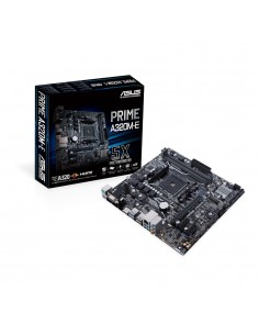 ASUS PRIME A320M-E AMD A320 Uttag AM4 micro ATX Asus 90MB0V10-M0EAY0 - 1