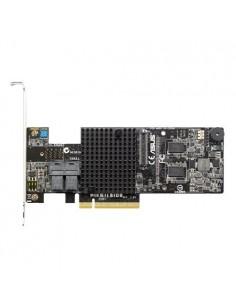 ASUS PIKE II 3108-8i/16PD RAID controller PCI Express 3.0 12 Gbit/s Asus 90SC06G0-M0UAY0 - 1