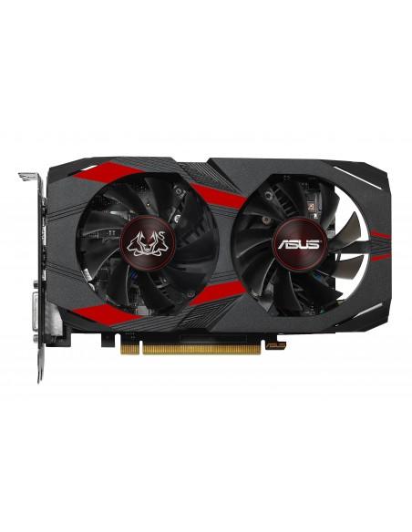 ASUS CERBERUS-GTX1050TI-A4G NVIDIA GeForce GTX 1050 Ti 4 GB GDDR5 Asus 90YV0A75-M0NA00 - 1