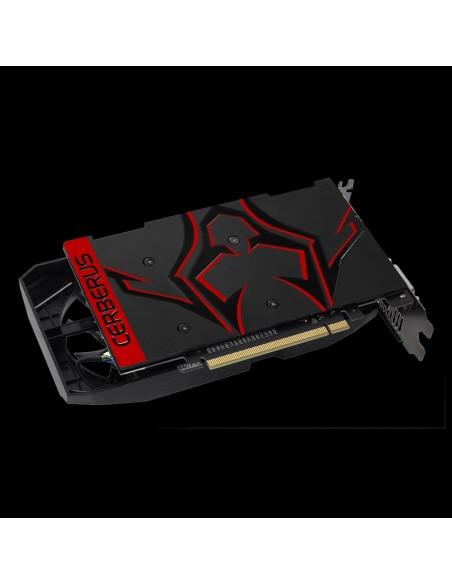 ASUS CERBERUS-GTX1050TI-A4G NVIDIA GeForce GTX 1050 Ti 4 GB GDDR5 Asus 90YV0A75-M0NA00 - 8