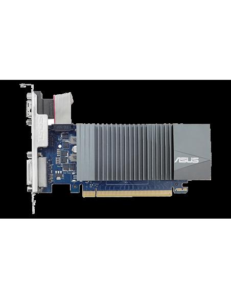 ASUS 90YV0AL0-M0NA00 grafikkort NVIDIA GeForce GT 710 1 GB GDDR5 Asus 90YV0AL0-M0NA00 - 2