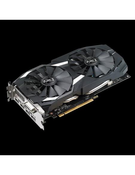 ASUS AREZ-DUAL-RX580-O8G AMD Radeon RX 580 8 GB GDDR5 Asus 90YV0AQB-M0NA00 - 3