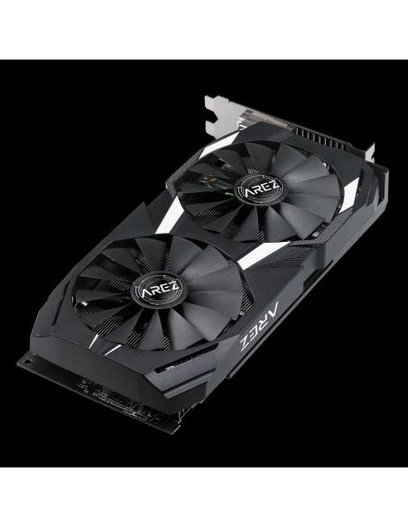 ASUS AREZ-DUAL-RX580-O8G AMD Radeon RX 580 8 GB GDDR5 Asus 90YV0AQB-M0NA00 - 4