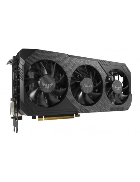 ASUS TUF Gaming TUF-3-GTX1660S-O6G-GAMING NVIDIA GeForce GTX 1660 SUPER 6 GB GDDR6 Asus 90YV0DS0-M0NA00 - 1