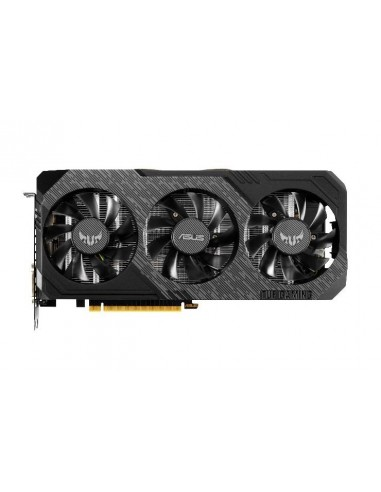 ASUS TUF Gaming 3-GTX1660S-A6G-GAMING NVIDIA GeForce GTX 1660 SUPER 6 GB GDDR6 Asus 90YV0DS1-M0NA00 - 1