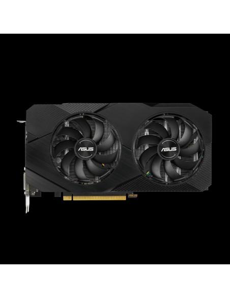 ASUS Dual -GTX1660S-O6G-EVO NVIDIA GeForce GTX 1660 SUPER 6 GB GDDR6 Asus 90YV0DS3-M0NA00 - 2