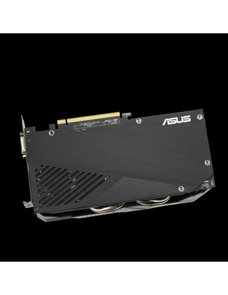 ASUS Dual -GTX1660S-O6G-EVO NVIDIA GeForce GTX 1660 SUPER 6 GB GDDR6 Asus 90YV0DS3-M0NA00 - 5