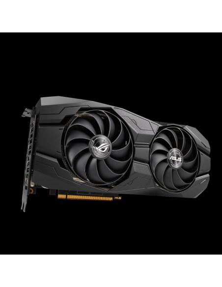 ASUS ROG 90YV0DU0-M0NA00 grafikkort AMD Radeon RX 5500 XT 8 GB GDDR6 Asus 90YV0DU0-M0NA00 - 8