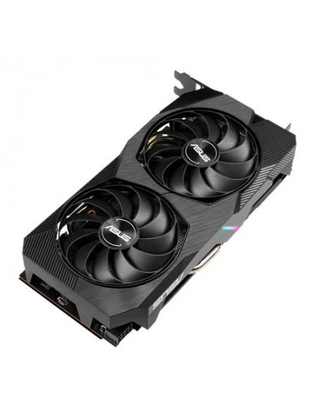 ASUS Dual 90YV0DV1-M0NA00 graphics card AMD Radeon RX 5500 XT 8 GB GDDR6 Asus 90YV0DV1-M0NA00 - 3