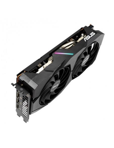 ASUS Dual 90YV0DV1-M0NA00 graphics card AMD Radeon RX 5500 XT 8 GB GDDR6 Asus 90YV0DV1-M0NA00 - 4