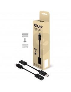 CLUB3D DisplayPort1.1 to HDMI1.4 VR Ready Passive Adapter Club 3d CAC-1056 - 1
