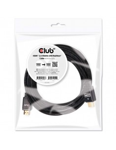 CLUB3D HDMI 2.0 4K60Hz RedMere cable 10m/32.8ft Club 3d CAC-2313 - 1
