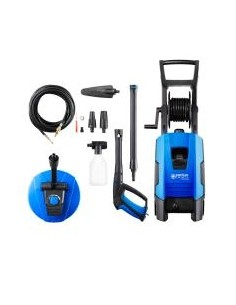 Nilfisk 128471168 högtryckstvätt Upprätt Elektrisk 520 l/h 7800 W Blå, Svart Nilfisk 128471168 - 1