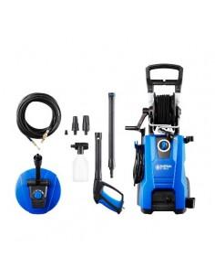 Nilfisk D 140.4 painepesuri Kompakti Sähkö 550 l/h 2400 W Musta, Sininen Nilfisk 128471177 - 1