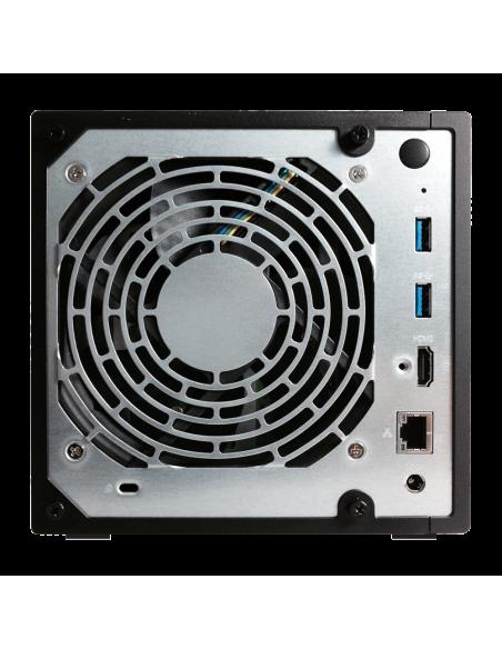 ASUS AS3104T NAS Ethernet LAN Black N3050 Asustek 90IX00P1-BW3S10 - 2