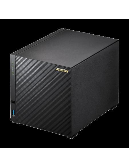 ASUS AS3104T NAS Ethernet LAN Black N3050 Asustek 90IX00P1-BW3S10 - 5