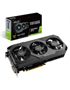 ASUS TUF Gaming TUF3-GTX1660-A6G-GAMING NVIDIA GeForce GTX 1660 6 GB GDDR5 Asustek 90YV0D16-M0NA00 - 1