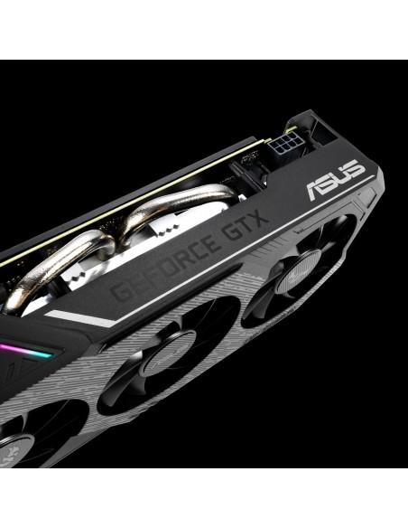 ASUS TUF Gaming TUF3-GTX1660-A6G-GAMING NVIDIA GeForce GTX 1660 6 GB GDDR5 Asustek 90YV0D16-M0NA00 - 10