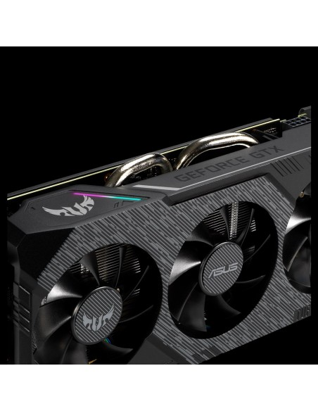 ASUS TUF Gaming TUF3-GTX1660-A6G-GAMING NVIDIA GeForce GTX 1660 6 GB GDDR5 Asustek 90YV0D16-M0NA00 - 12