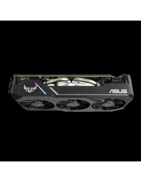 ASUS TUF Gaming TUF3-GTX1660-A6G-GAMING NVIDIA GeForce GTX 1660 6 GB GDDR5 Asustek 90YV0D16-M0NA00 - 13