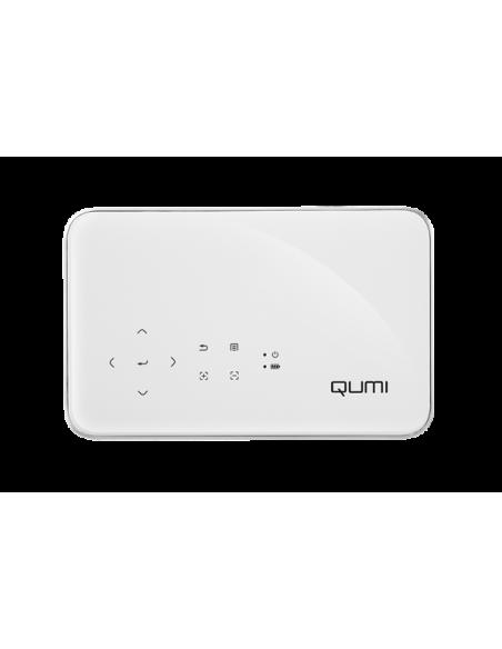 Vivitek Qumi Q38 dataprojektori 600 ANSI lumenia DLP WUXGA (1920x1200) Kannettava projektori Valkoinen Vivitek Q38-WH - 6