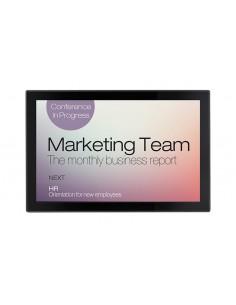 "LG 10SM3TB Digital signage flat panel 25.6 cm (10.1"") LED WXGA Black Touchscreen Lg 10SM3TB-B - 1"