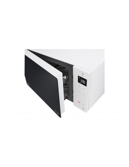 LG MS 23 NECBW Over the range Solo microwave L 1000 W Black, White Lg MS23NECBW - 4