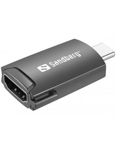 Sandberg USB-C to HDMI Dongle Sandberg 136-34 - 1