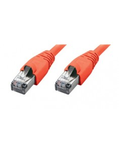 Tecline 71402R networking cable Red 2 m Cat6a S/FTP (S-STP) Suomen Addon 92001460 - 1