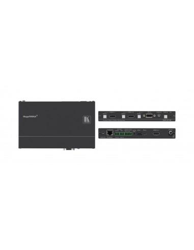 Kramer Electronics DIP-31 AV-signaalin jatkaja AV-lähetin Musta Kramer 20-8035801290 - 1