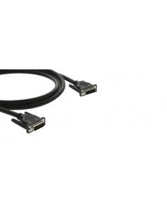 Kramer Electronics C-DM/DM-6 DVI cable 1.8 m DVI-D Black Kramer 94-0101006 - 1