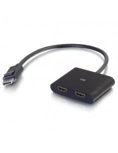 C2G DisplayPort[TM] 1.2 to Dual HDMI[R] MST Hub C2g 84293 - 1
