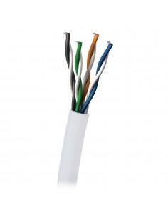 C2G Cat5E 350MHz UTP Solid PVC CMR cable 305m networking White U/UTP (UTP) C2g 88002 - 1