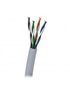 C2G 305M Cat6 550MHz UTP Solid PVC CMR Cable verkkokaapeli Harmaa U/UTP (UTP) C2g 88066 - 1