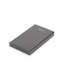 "Digitus DA-71114 storage drive enclosure HDD/SSD Black 2.5"" Assmann DA-71114 - 1"