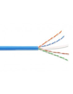 Digitus DK-1613-A-VH-5 networking cable Blue 500 m Cat6a U/UTP (UTP) Assmann DK-1613-A-VH-5 - 1