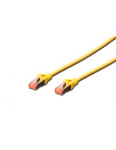 Digitus DK-1644-100-Y-5 networking cable Yellow 10 m Cat6 S/FTP (S-STP) Assmann DK-1644-100-Y-5 - 1