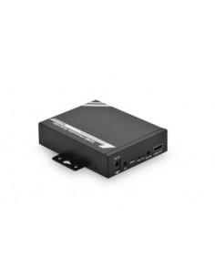 Digitus DS-55201 AV-signaalin jatkaja AV-vastaanotin Musta Assmann DS-55201 - 1
