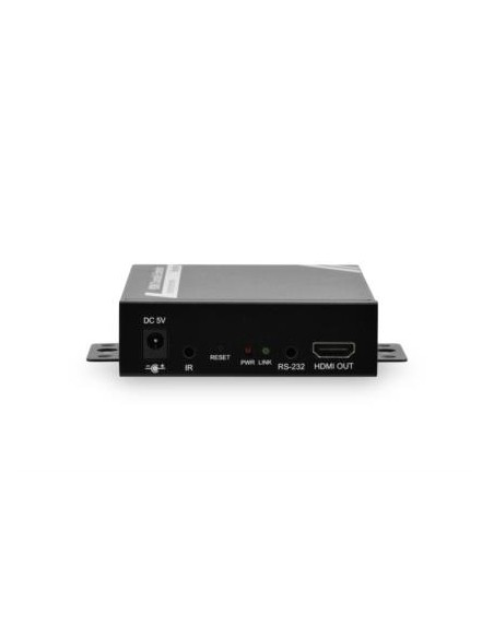 Digitus DS-55201 AV-signaalin jatkaja AV-vastaanotin Musta Assmann DS-55201 - 3
